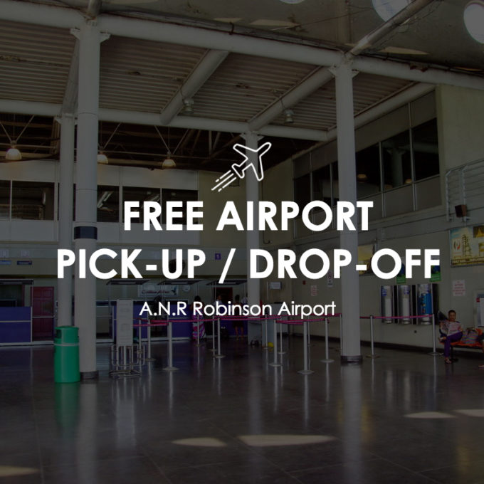 Free Airport Pick Up